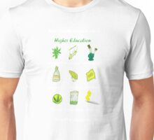 What I Really Learned In School Unisex T-Shirt