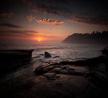 Morning Glow at Whale Beach by Jason Pang, FAPS FADPA