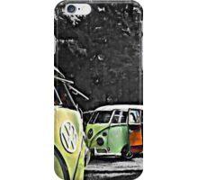 Summer camp iPhone Case/Skin