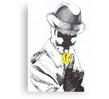 'Never Compromise' Canvas Print