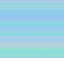 Cyan-Rose-Blue Stripes by FireFairy
