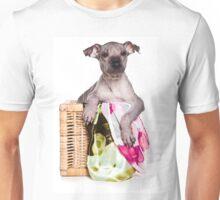 Hairless Dog puppy Unisex T-Shirt