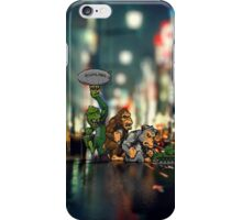 Rampage game - pixel art iPhone Case/Skin