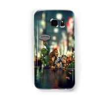 Rampage game - pixel art Samsung Galaxy Case/Skin