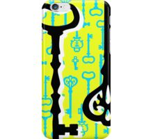 Neon Keys iPhone Case/Skin