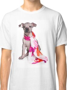 Hairless Dog puppy Classic T-Shirt