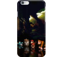 Donkey Kong Country pixel art iPhone Case/Skin