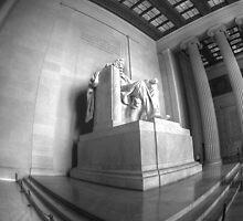 Lincoln Memorial by Jean-François Dupuis
