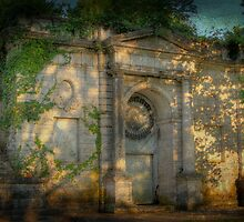 Mausoleum 2 by Delany Dean