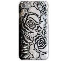 Metal Roses iPhone Case iPhone Case/Skin