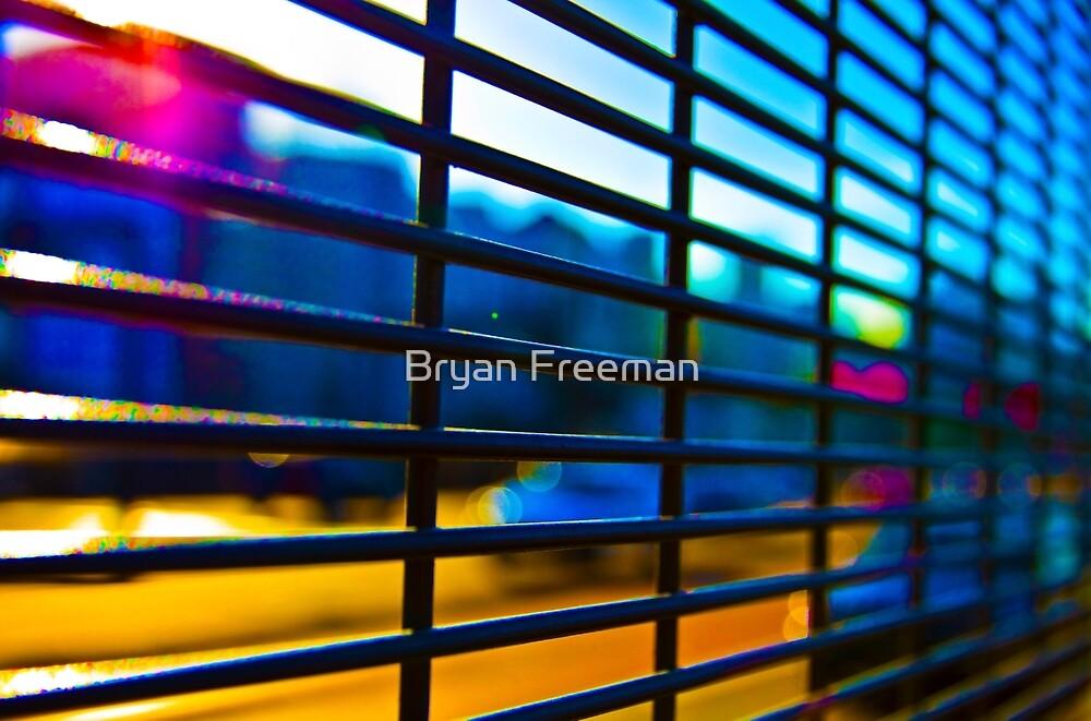 Grid 5 by Bryan Freeman