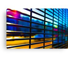 Grid 5 Canvas Print