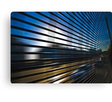 Grid 4 Canvas Print