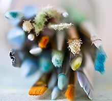 Paint Brushes by Evelyn Flint - Daydreaming Images