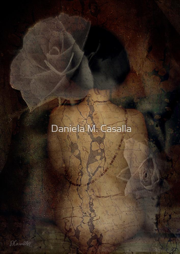 La historia en la piel by Daniela M. Casalla