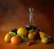 THE CRYSTAL DECANTER by RakeshSyal