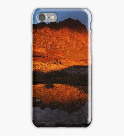 All Fired Up Too - Cradle Mountain Tasmania iPhone Case/Skin