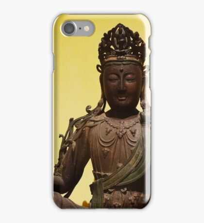 South East Asia Statue iPhone Case/Skin