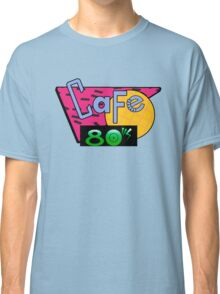 Cafe 80's Classic T-Shirt
