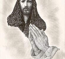 ALBRECHT DURER AND HANDS by smitty01