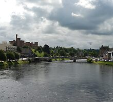 River Ness by justbmac