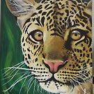 Leopard by Fiona Rose Batey