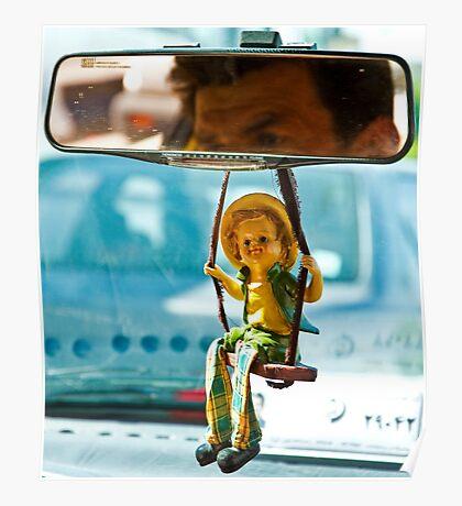 Taxi Driver - Shiraz - Iran Poster