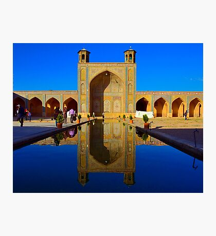 Vakil Mosque - SHIRAZ - IRAN Photographic Print