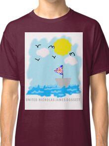 UNITED Seaside Trip Classic T-Shirt