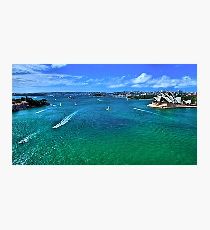 Sydney Harbour - Australia Photographic Print