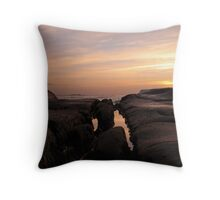 From the point Throw Pillow