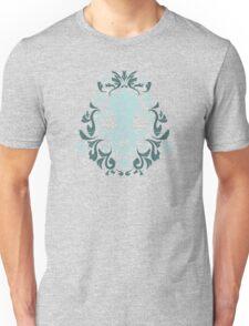 Damascats - Teal Unisex T-Shirt