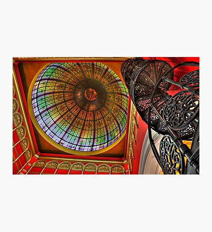 The Dome - Queen Victoria Building - SYDNEY Photographic Print