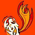 Fire Breather. by Paul Rees-Jones