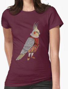 Petit monsieur Maxime Womens Fitted T-Shirt