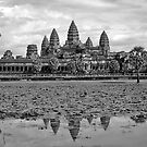 Angkor Reflections by Adam Jacobs Photography