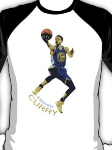 Stephen Curry - Golden State Warriors T-Shirt