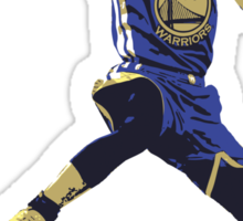 Stephen Curry - Golden State Warriors Sticker