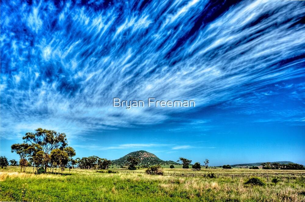 Arboreal Exhalation - Western NSW - Australia by Bryan Freeman