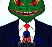 Consume Reptilian Sticker
