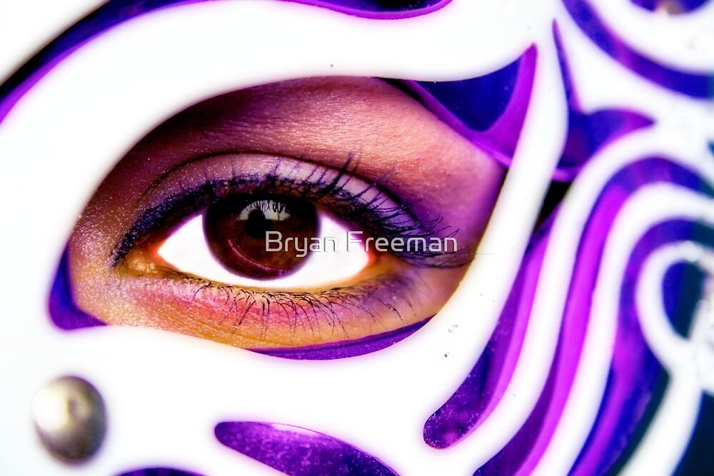 Eye Spy by Bryan Freeman