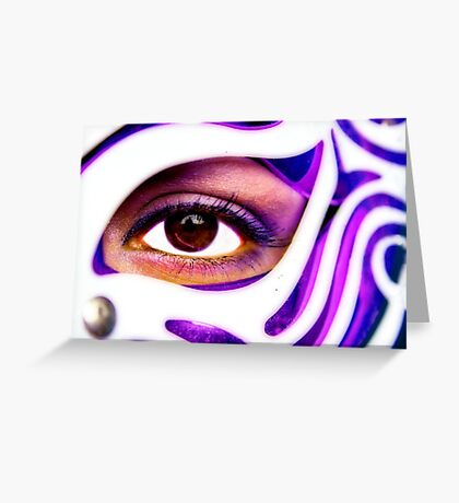 Eye Spy Greeting Card