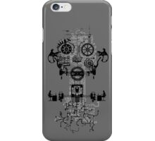 Ghost In The Machine iPhone Case/Skin