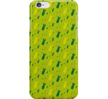 dropping bombs iPhone Case/Skin