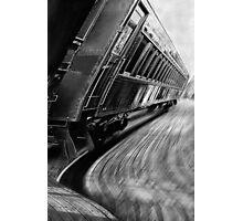 Side Tracked II Photographic Print