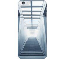 Modern conceptual high tech building iPhone Case/Skin