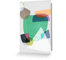 Graphic 122 Greeting Card