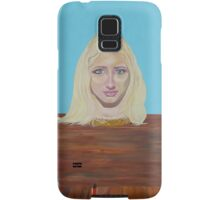"""Museum of strange things No1 """"Study of a blonde girl"""" Samsung Galaxy Case/Skin"""