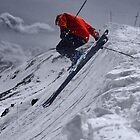 Cornice Leap  by ShotByAWolf