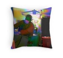 Healthcare Effects Everyone   Throw Pillow